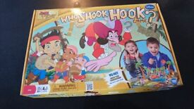 Who Shook Hook? game disney Jake and the neverland Pirates
