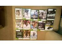 Cheap Xbox 360 +45 games