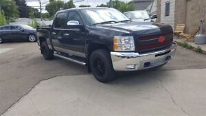 2012 Chevrolet Silverado 1500 LT Custom Lifted Truck!
