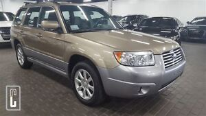 2008 Subaru Forester AWD ONE OWNER