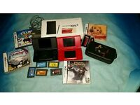 2 dsi and games