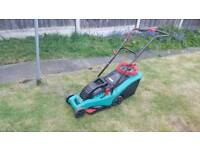 Bosch lawnmower good condition and fully working