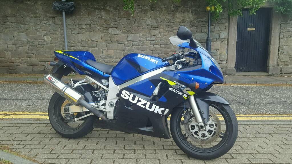 Suzuki Gsxr  K For Sale