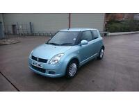SUZUKI SWIFT 1.3 GL 3dr (blue) 2007