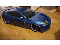 mst ms-01d drift Rc Car 1/10