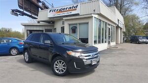2011 Ford Edge Limited - NAV! BACK-UP CAM! PANO ROOF!