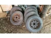 Mk1 2 escort mexico wheels