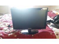 Samsung LCD TV 19 inch