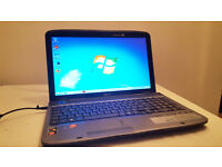 Acer Dual Core Laptop With HDMI & Webcam