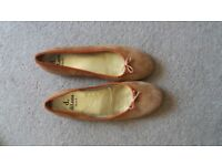 diLuna Italy flat shoes