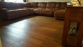 Stunning solid oak flooring 27sm