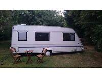 Pioneer 520 ET 1998 4 Berth Caravan Excellent Condition
