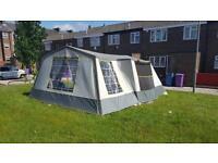 Cabanon 5+ birth tent £200 ono