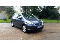 HONDA JAZZ 1.3 SE AUTOMATIC 08PLATE 2008 1LADY OWNER FROM NEW 102000 MILES FULL SERVICE HISTORY