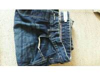 Next jeans shorts for sale.