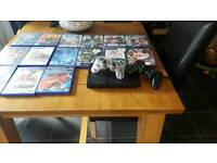 Ps2 and game bundle