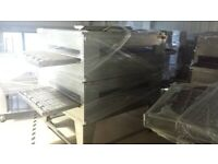 XLT / BOFI 3255 / Pizza Oven / Conveyor Belt - 32 Inch GAS. ( Double Deck )