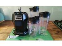Nutri Ninja Pro Blender BL450 900W nutri blender Black series 3