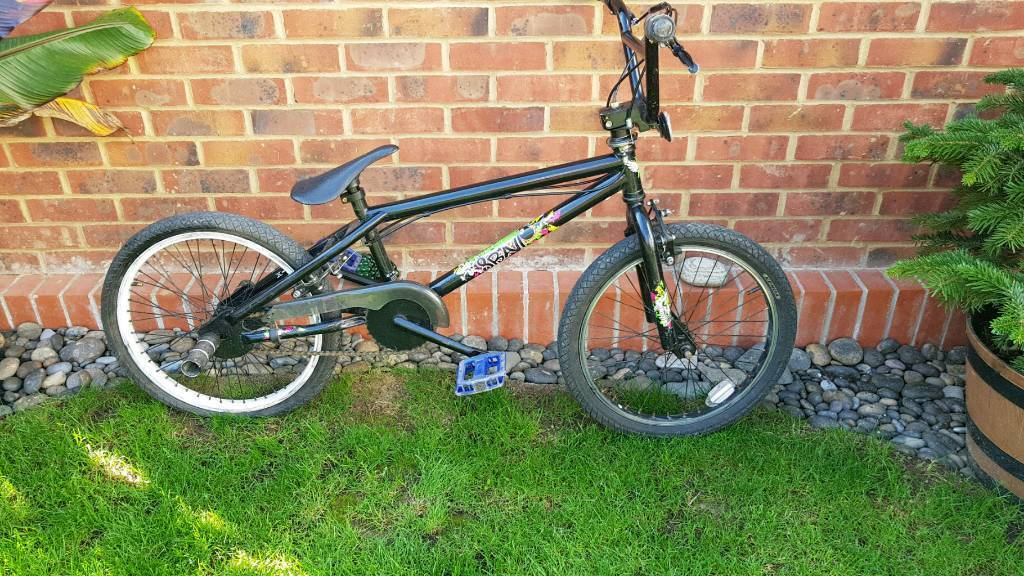Bmx bike x rated 8 ball bicycle   in Waterlooville, Hampshire   Gumtree