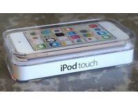 iPod touch 6th generation 64gb gold