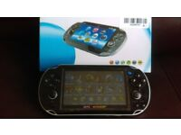 Brandnew Psp with 2000 games