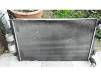 Seat leon cupra r audi s3 tt radiator and fans