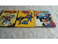Superhero annuals