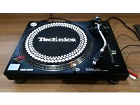 Technics SL-1210Mk2 Vinyl Turntable. - Seller Refurbished.
