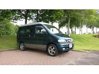 Ford Freda, 12 month MOT Full Camper Conversion, Auto Freetop, 2.5l Diesel Automatic (Mazda Bongo)