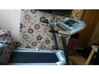 Treadmill Roger Black Gold