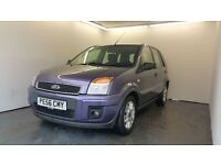 2006 | Ford Fusionedit 1.6 Zetec Climate 5dr | MONTHS WARRANTY | 1 Former Keeper