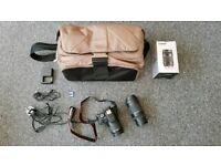 Canon eos 100D digital SLR Camera