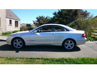 Mercedes CLK 2.7 cdi spares or repair