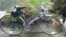 Retro sun solo ladies bike