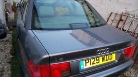 Audi a6 breaking