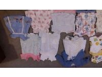 Baby girl 0-3 bundle