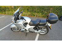 BMW R1150RT Silver 2004 Low milage