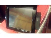 EPOS System Posligne Aures Odyssé ELO 15' TouchScreen + Printer Cash Draw Till