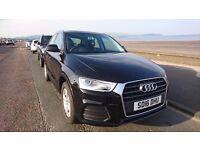 2016 Audi Q3 1.4 Automatic Petrol