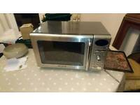 Microwave Samsung CK99S combi oven, grill, conventional oven and microwave