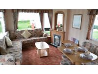 *£8,995 MANAGERS SPECIAL AT CRESSWELL TOWERS* Static Caravan For Sale on The Northumberland Coast