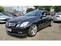 Mercedes-Benz E220 SE CDi Blueefficiency Coupe