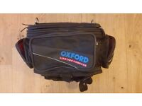 Motorcycle Oxford X40 Soft Top Box