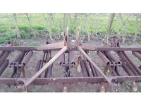 grey ferguson cultivator vgc new points on it works well 1 leg slightly bent