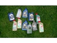 Car engine oil, 11x 1 litre bottles