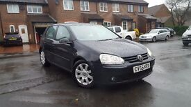 Volkswagen Golf TDI GT low mileage
