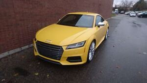 2016 Audi TTS Red Calipars, Navigation Package, Driver Comfort P