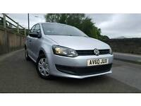 2011 VW Polo S 1.2. Perfect first car/Only 53k mileage/Cheap insurance and tax