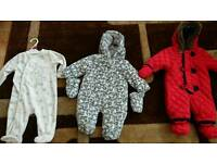 Baby winter jackets