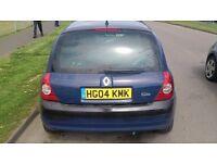 2004 (04) Renault Clio 1.2 authentic